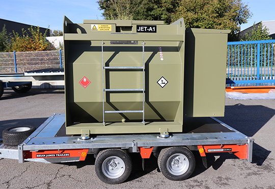 Avitaillement Armee Container Stockage Energie Blocalps