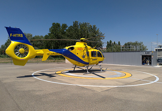 Avitaillement Helicoptere Stockage Carburant