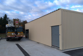 Station Service Duo Distribution Carburant Lavage Blocalps