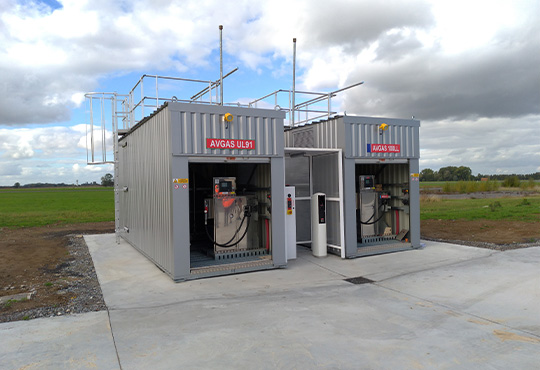 Stockage Carburant Avitaillement